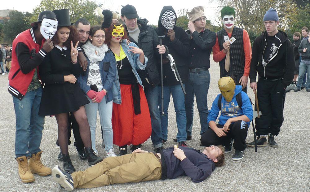 Sortie Halloween
