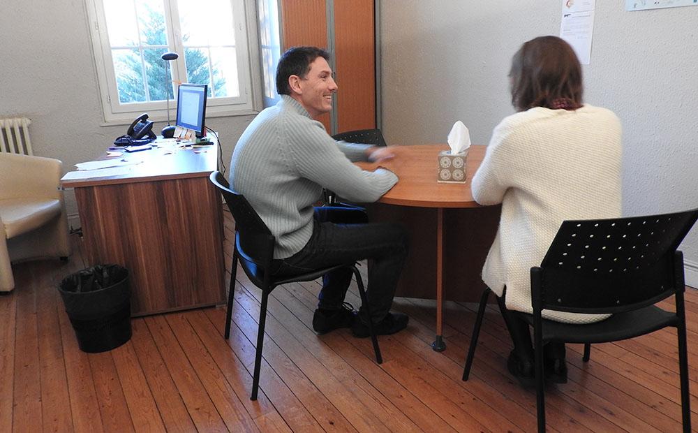 La salle des consultations (2)